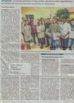 Die Mitteldeutsche Zeitung berichtete über unseren Kurs.